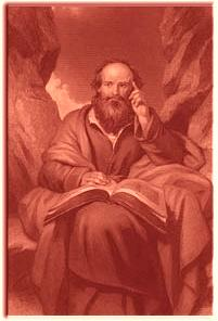 Picture of a man with a Bible on his lap and deep in thought